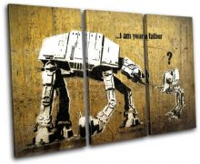 AT-AT Father Banksy Street - 13-0949(00B)-TR32-LO